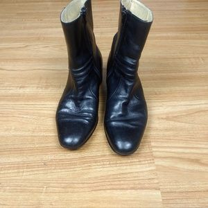 el besserro Shoes - El besserro black dress boots